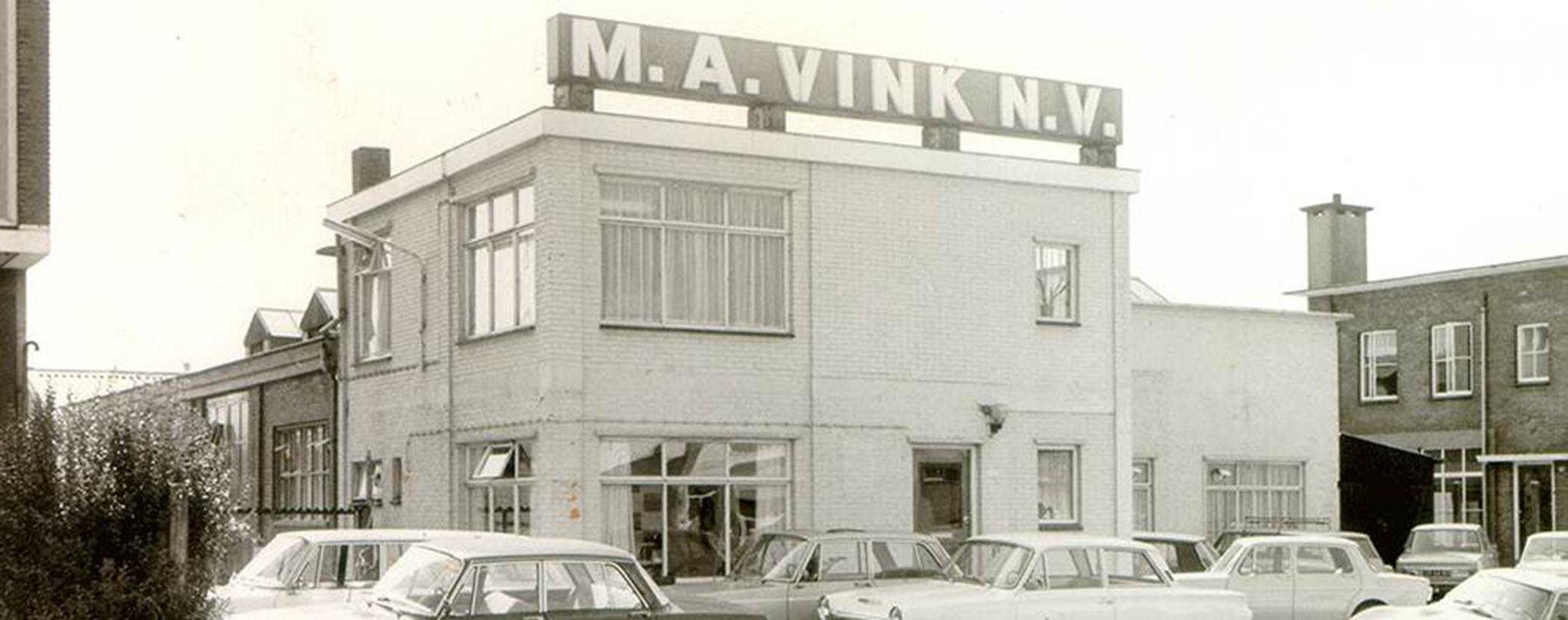 M-A vink fabrik